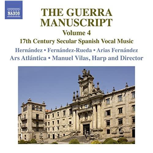 The Guerra Manuscript, Vol. 4 de Manuel Vilas en Amazon Music - Amazon.es