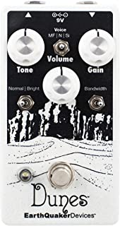 EarthQuaker Devices Dunes V2 Mini Mega Ultimate Overdrive Guitar Effects Pedal
