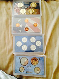 2009 S Silver Proof Set in Original US Government Packaging