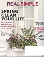 real simple magazine april 2016