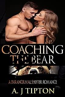 Coaching the Bear: A Paranormal Shifter Romance (Bear Shifter Games Book 1)