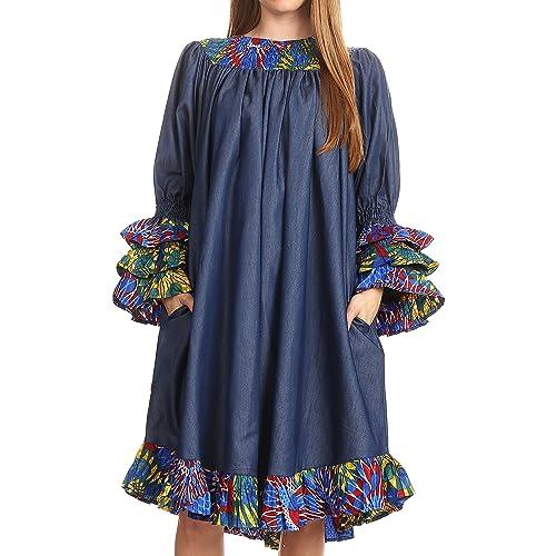 Ankara Dresses Amazoncom