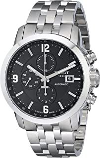Men's T0554271105700 PRC 200 Stainless Steel Automatic Watch