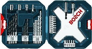 Bosch MS4034 Drill and Drive Set, 34 Piece,Black, 34-Piece Set