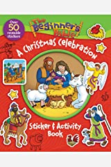 The Beginner's Bible A Christmas Celebration Sticker and Activity Book Paperback