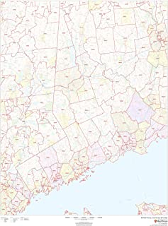 Best fairfield county zip code map Reviews