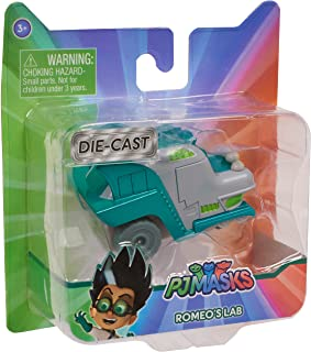 Just Play PJ Masks Romeo's Lab Die-Cast Vehicle