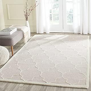 Safavieh CAM134M-4 area rug, 4' x 6', Light Pink/Ivory