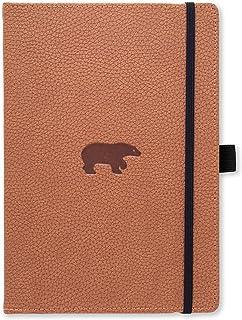 Dingbats A5+ Wildlife Brown Bear Notebook - Lined