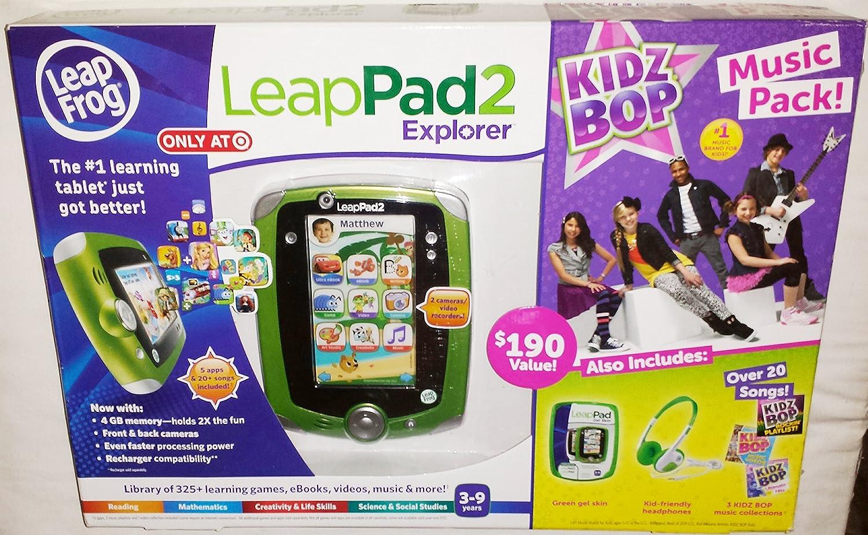 Leapfrog Leappad2 Explorer - Kidz Bop Music Pack