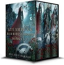 steampunk fantasy books