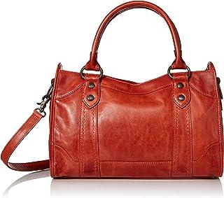 حقيبة يد جلدية بسحاب من فراي ميليسا