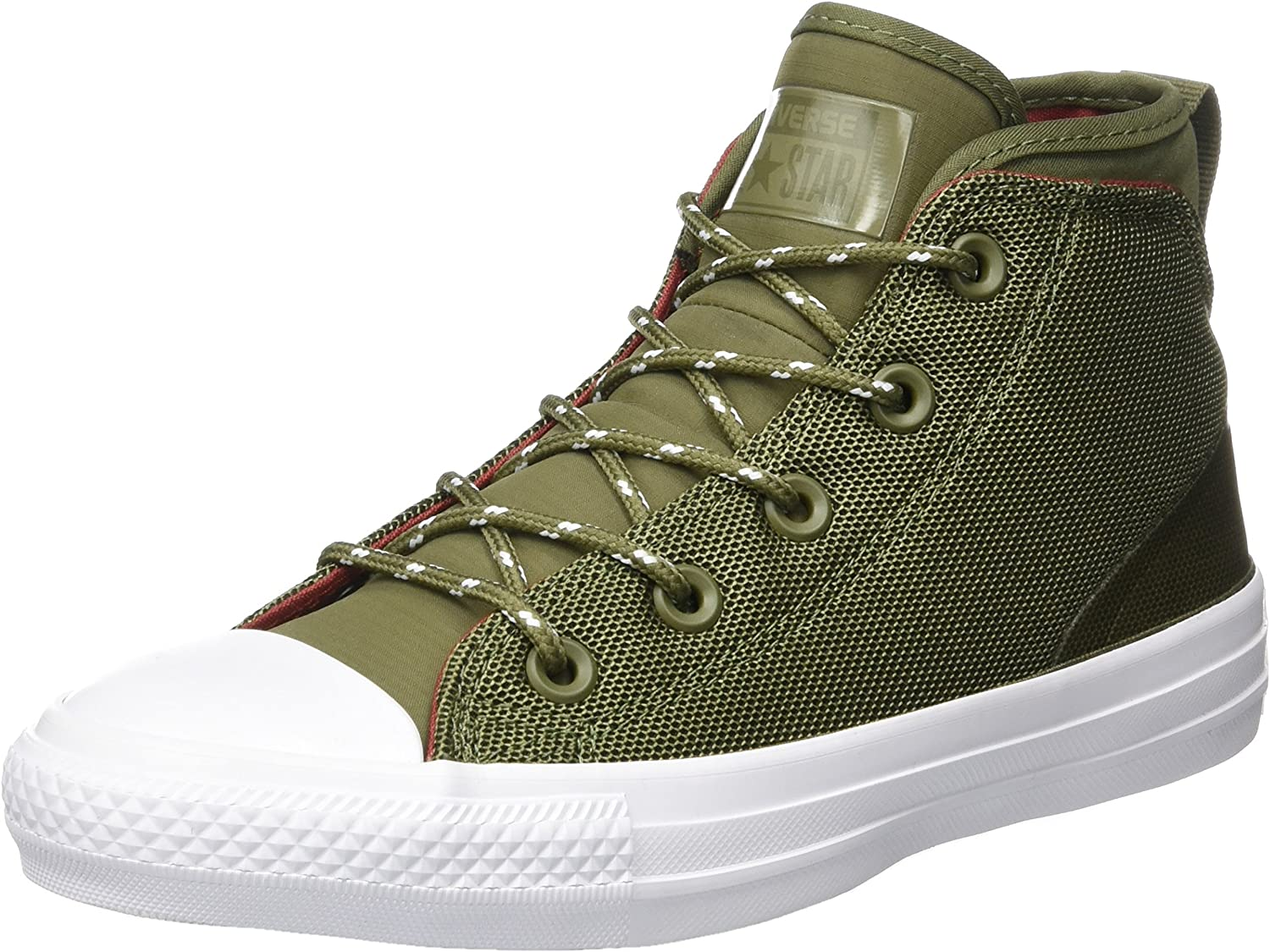 CONVERSE - CT AS Syde Street 157525C - Olive