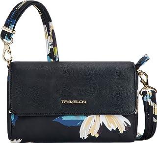 Travelon Travelon: Addison - Anti-Theft - Convertible Crossbody/Belt Bag
