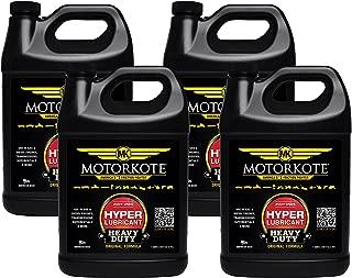 Motorkote MK-ET01G-04-4PK Heavy Duty Hyper Lubricant, 1-Gallon, 4-Pack