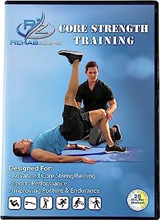 برنامه تمرینی هسته ای RehabZone: برنامه تمرین خانگی که به منظور ایجاد یک هسته محکم تر برای عملکرد ورزشی و زندگی بهتر طراحی شده است
