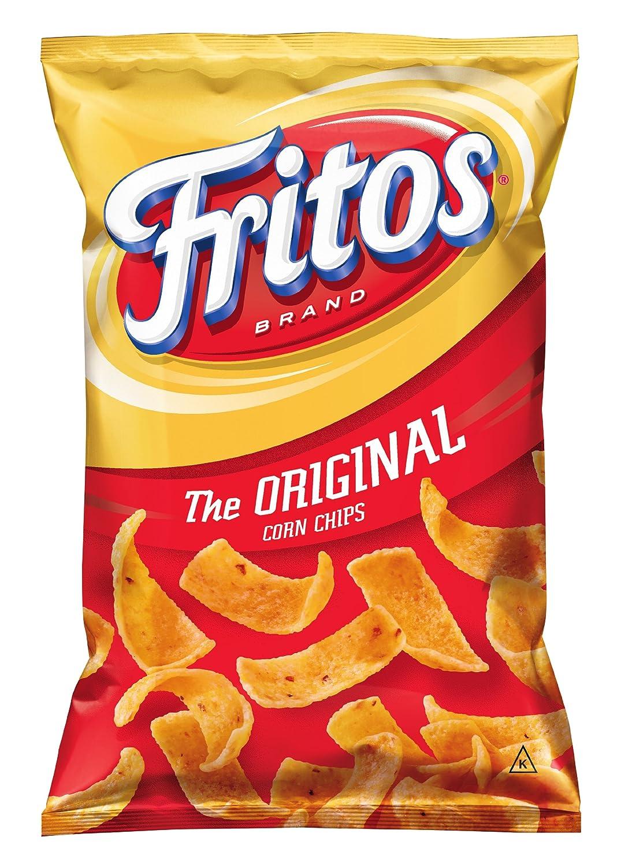 Fritos Corn Chips Original Ounce 10.25 Over item handling half