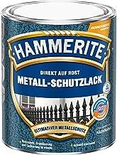 Hammerite 5087619 Metalen beschermende lak hamerslag 2,500 l 2,5 Liter zwart