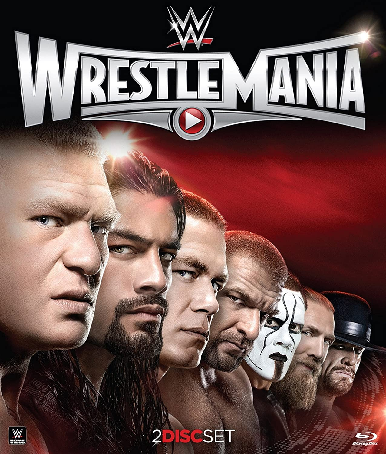 WWE: WrestleMania XXXI Selling and selling Lowest price challenge