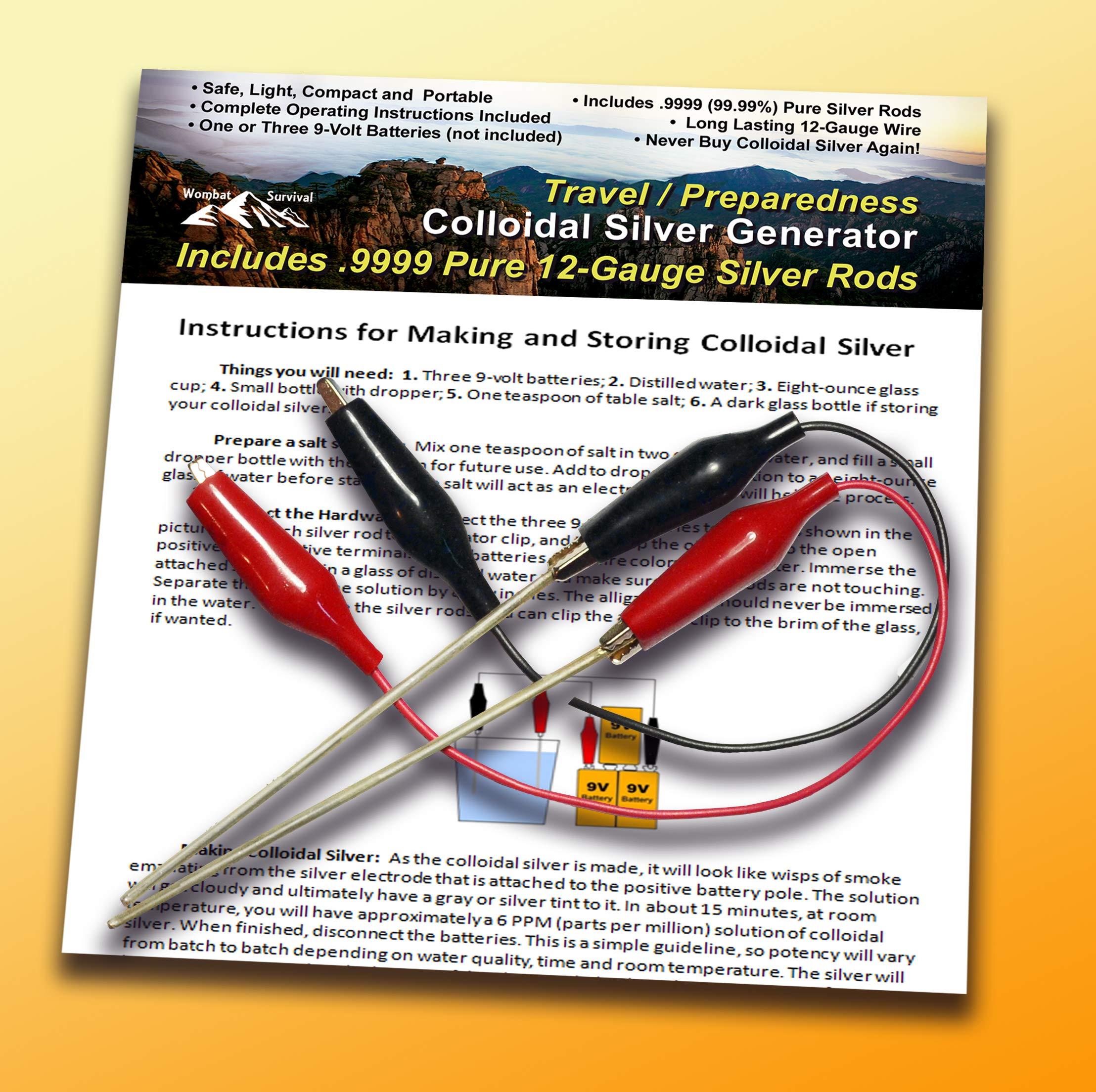 Colloidal Generator Machine Economy 12 Gauge
