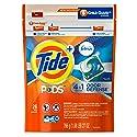 Tide Pods Plus Febreze Odor Defense Laundry Detergent Pacs, Active Fresh, 27 oz, 26 Count
