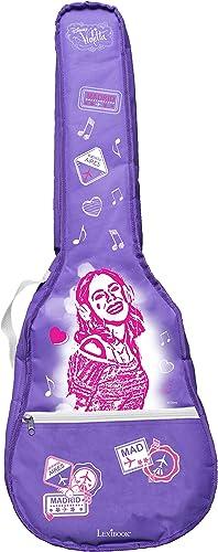 Lexibook - Ka2001vi - Accessoire pour Instrument De Musique - Sacoche Guitare - Violetta