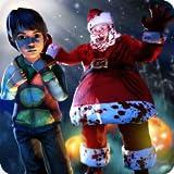 Scary Santa Claus: Haunted House Horror...
