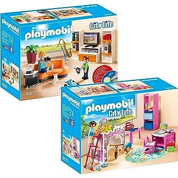 9270 Playmobil Chambre d/'enfant