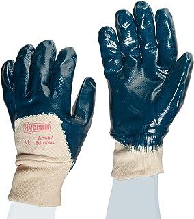 Ansell Hycron 27-600/10 Repelente al aceite guante, Protecci