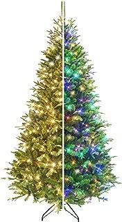 Warren&Winsley 7.5' Prelit Ultra Real Frasier Fir Christmas Tree with Color Change Multi-Function LED Lights