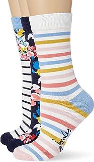 Joules Women's 3 pk Socks