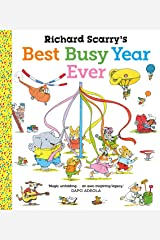 Richard Scarry's Best Busy Year Ever Kindle Edition