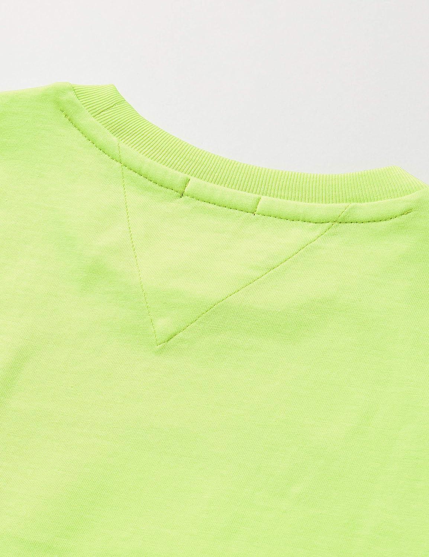 Tommy Hilfiger Jungen Tommy Flag Sailing Gear Tee S//S T-Shirt
