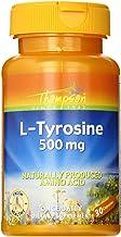 Thompson L-Tyrosine, 500 Mg, 30 Count