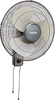 HOLMES Oscillating Wall-Mountable Fan, 16 Inch (HMF1611A-UM)