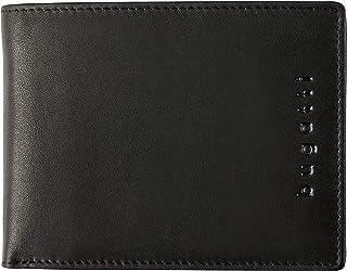 Bugatti Romano Portafoglio Uomo Pelle con Protezione RFID e Portamonete - Nero