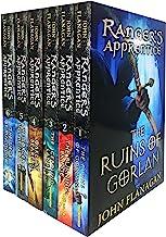 Rangers Apprentice 6 Books Collection Set (Series 1) - Ruins of Gorlan, Burning Bridge, Icebound Land, The Oakleaf Bearers...