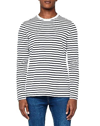 eff1bdea White Men's T Shirts: Amazon.co.uk