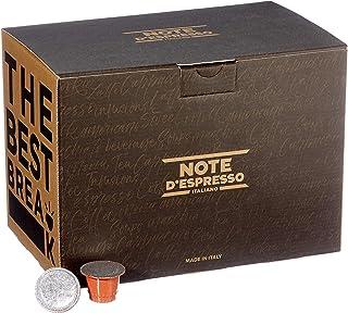 comprar comparacion Note D'Espresso Instant soluble product Orange Chocolate capsules 7g x 100 Exclusivamente Compatible con cafeteras Nespresso*