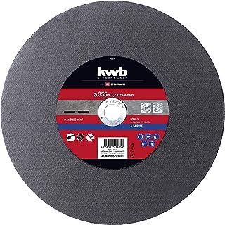 kwb by Einhell 49791975 Trennscheibe 355x25,4x3,2 mm Me Metal Bandsåg Tillbehör