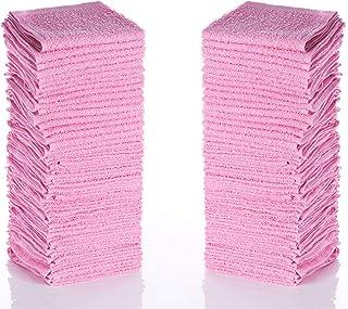 "Simpli-Magic 79218 Washcloths, 12""x12"", Pink 24 Pack"