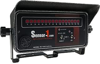 Sensor-1 PMSF-16-JD 16-Row Seed Flow Planter or Drill Monitor, John Deere Setup