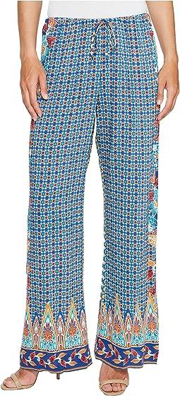 Sunshine Daze Rayon Woven Pants