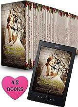 Christmas Brides and Sweet Kisses: 42 Book Christmas Box Set