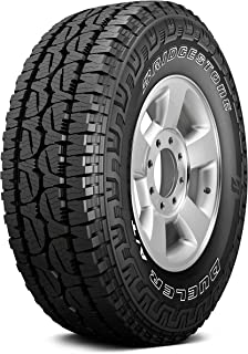 Bridgestone Tires DUELER A/T REVO 3 WITH OUTLINED WHITE LETTERING P285/70R17 Tire - All Season Truck/SUV