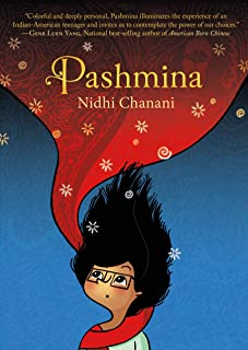 pashmina book