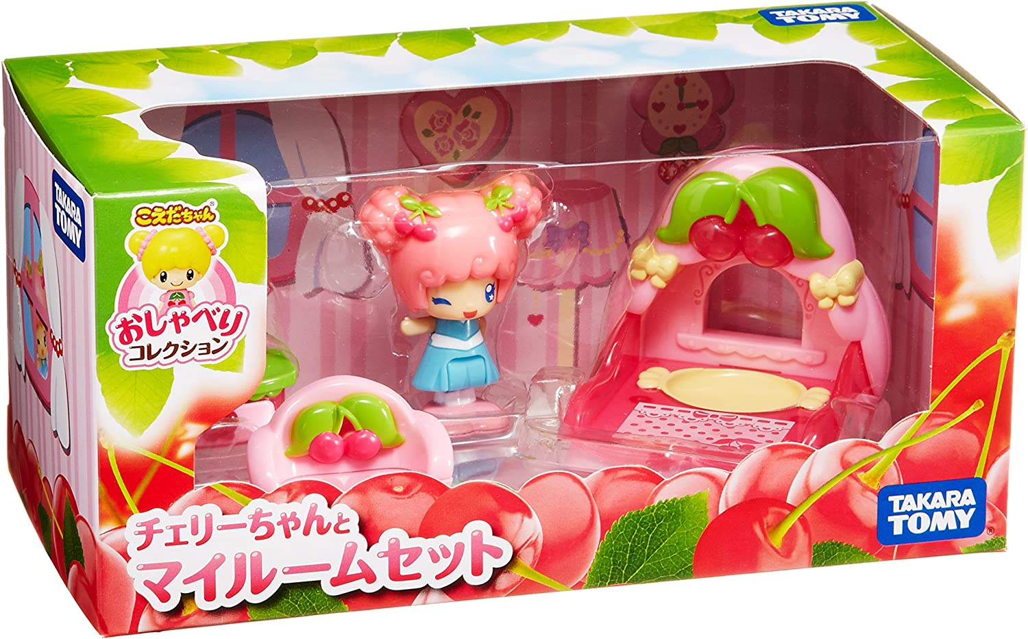 My room set and chatted collection cherry twig Chan Chan (japan import)