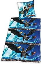 Bettbezug 140/x 200/Smiley Marineblau
