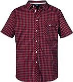 Schöffel Herren Miesbach4 T-Shirt, goje Berry, 46