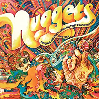 Nuggets: Original Artyfacts From First Psychedelic Era, 1965-1968 Audio